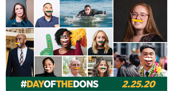 Day of the Dons - February 25, 2020