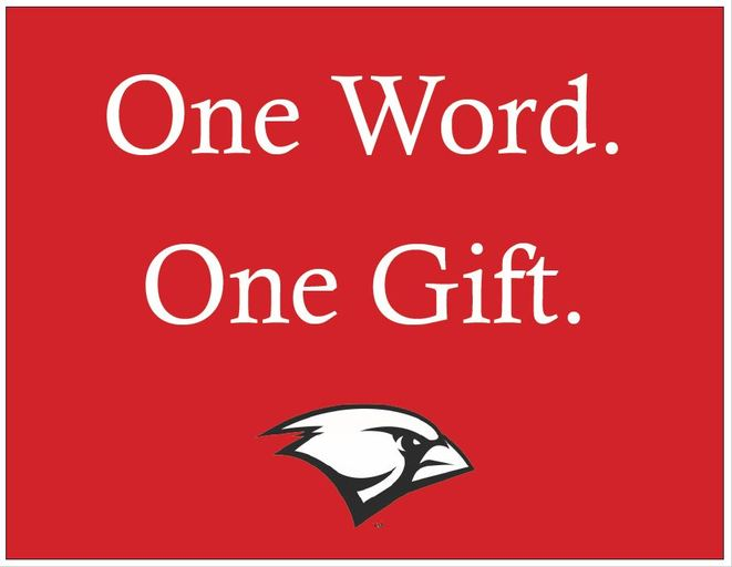 One word one gift givecampus negle Images