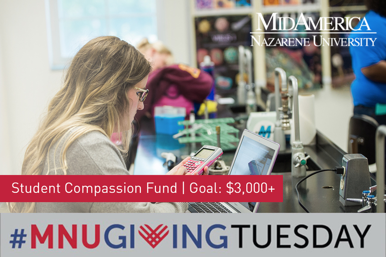 Giving Tuesday: Student Compassion Fund · GiveCampus
