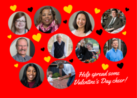 Help spread some Valentine's Day cheer!