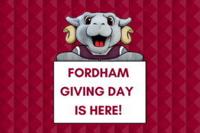 Fordham Giving Day: Be the Difference