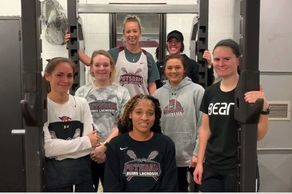Bears Women's Lacrosse Spring Training 2020