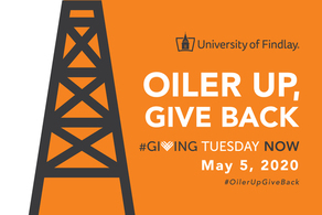 Oiler Up, Give Back!
