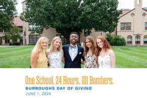 Burroughs 6th Annual Day of Giving 2020
