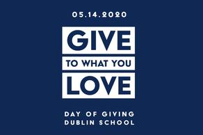 Dublin School Day of Giving