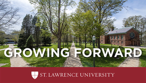 St. Lawrence: Growing Forward