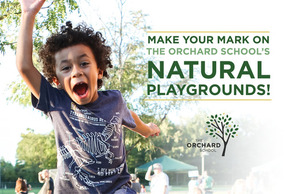 Make Your Mark on Orchard's Natural Playgrounds!