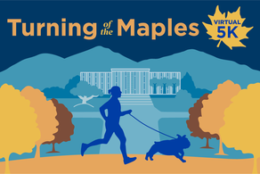 Turning of the Maples Virtual 5K