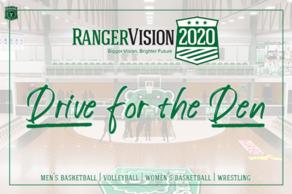 RangerVision 2020: Drive for The Den Challenge