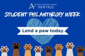 2020 Student Philanthropy Week - Lend a Paw Today