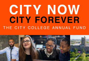 City Now, City Forever: The City College Annual Fund