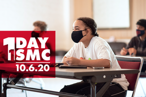 One day. One goal. One SMC. Join us for Saint Mary's day of giving on Tuesday, October 6.