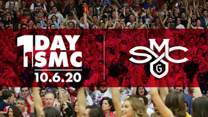 1Day1SMC on Tuesday, October 6. Support your favorite Gael Athletic teams!