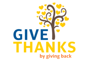 Give Thanks by Giving Back Challenge