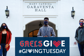 #GivingTuesday 2020 | Gaels Give