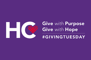 Give with Purpose. Give with Hope.