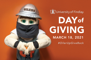 Oiler Up, Give Back Day of Giving