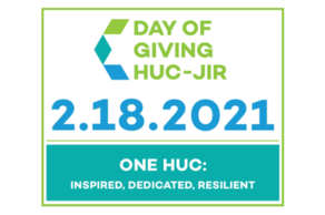 ONE HUC: Day of Giving 2021