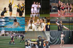9 different PLU Athletics teams