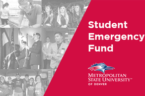 MSU Denver Student Emergency Fund.