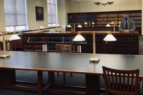 Join me and make a gift to Jacob Burns Law Library