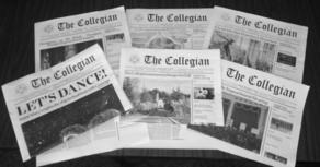 Support The Collegian's Future