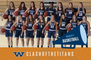 Women's Basketball (Clash of the Titans)