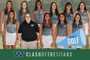 Women's Golf (Clash of the Titans)