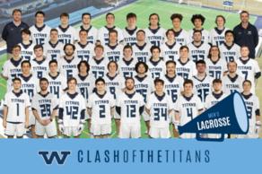 Men's Lacrosse (Clash of the Titans)