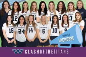 Women's Lacrosse (Clash of the Titans)