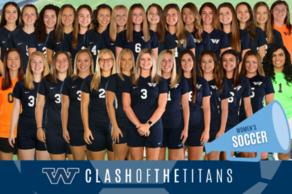 Women's Soccer (Clash of the Titans)