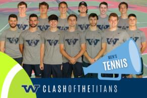 Men's Tennis (Clash of the Titans)