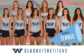 Women's Tennis (Clash of the Titans)