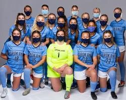 SCC Women's soccer team