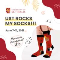 UST Rocks My Socks 2021
