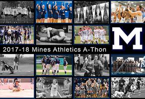 2017-18 Mines Athletics A-Thon