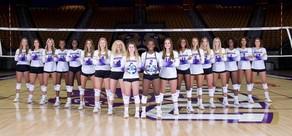 WCU Volleyball Team