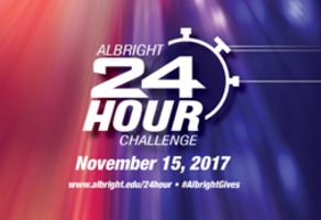 Albright 24 Hour Challenge 11-15-17