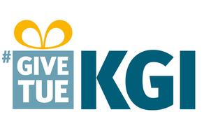#GiveTueKGI Campaign Image