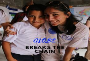 """GLOBE """"Breaks the Chain"""""""