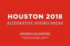 Alternative Spring Break 2018: Houston