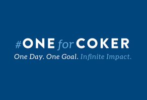 #OneForCoker: One Day. One Goal. Infinite Impact.