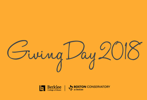 Berklee Giving Day