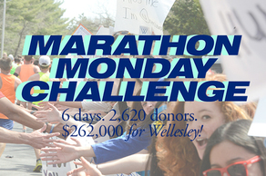 Marathon Monday Challenge 2018