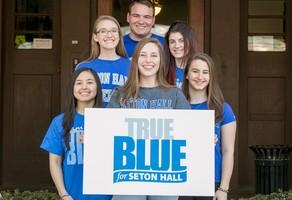 Seton Hall Giving Day