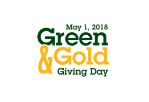 Green & Gold Giving Day