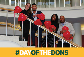 School of Law, Day of the Dons - April 19