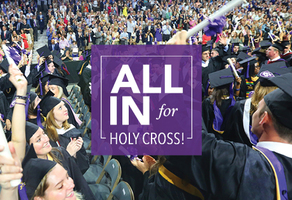 All In for Holy Cross