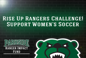 Rise Up Rangers! Women's Soccer