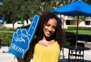 Lynn University's day of giving